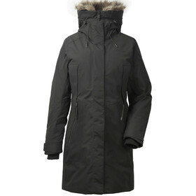 Didriksons 1913 Mea Parka Mujer, black
